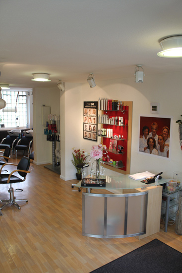 Salon – Hairdesign Hamburg